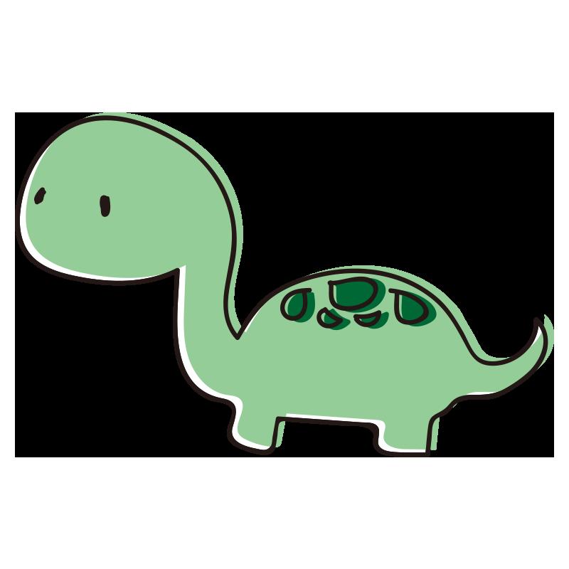 恐竜のぬいぐるみ2