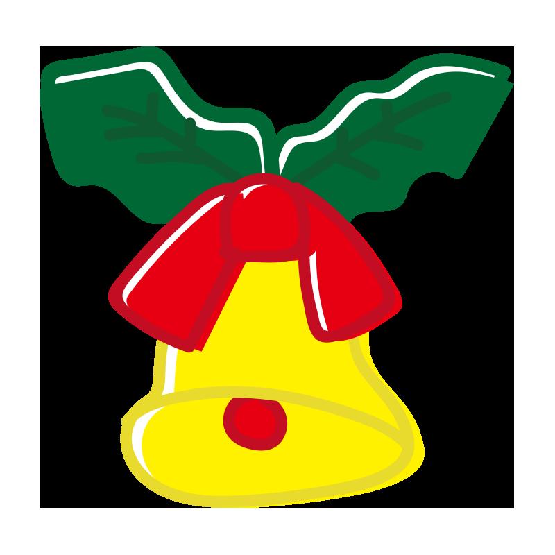 クリスマス鈴の飾り2