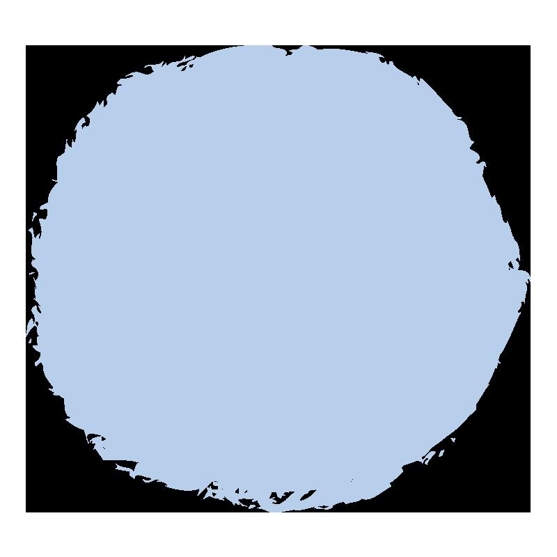 青いまる1