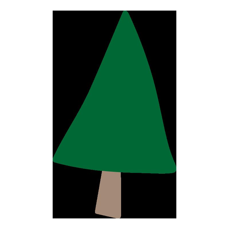 三角の木2
