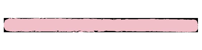 ピンクの線1