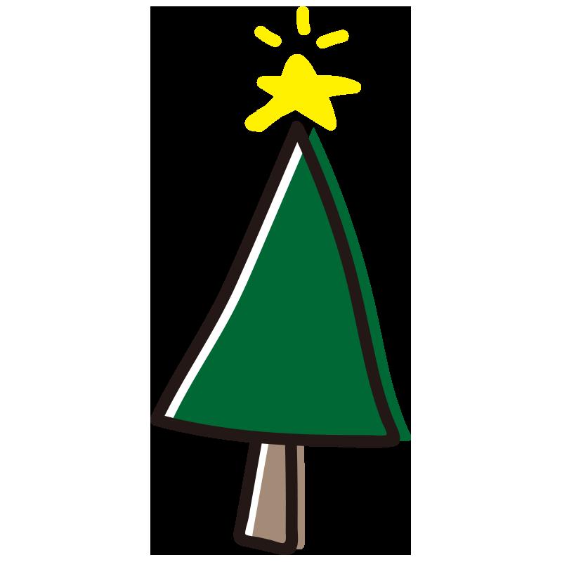 シンプルなツリー1