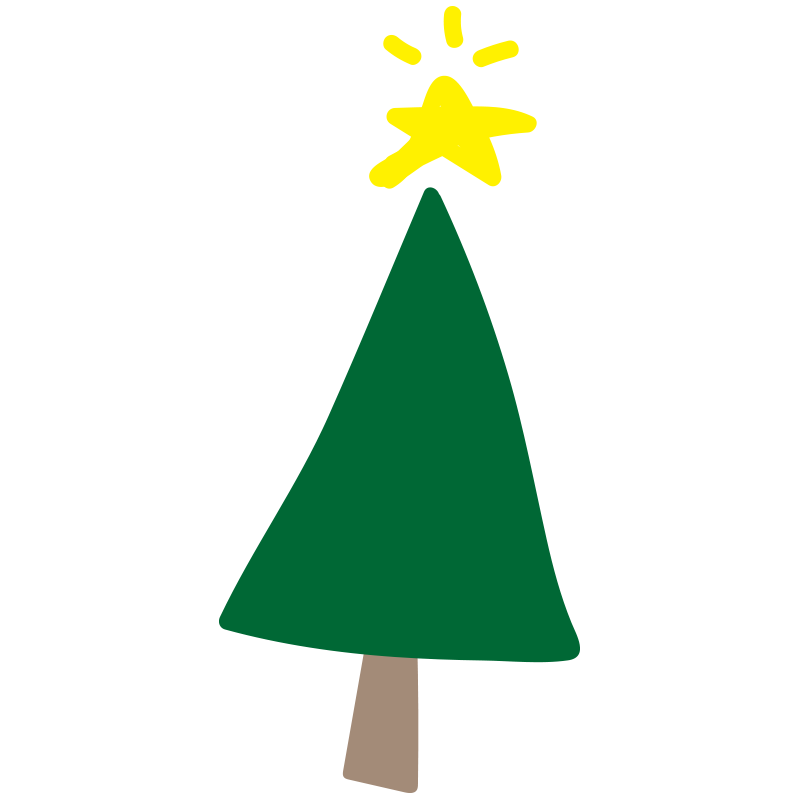 シンプルなツリー2