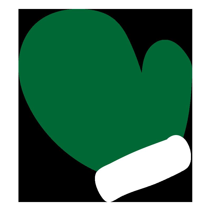 緑の手袋2