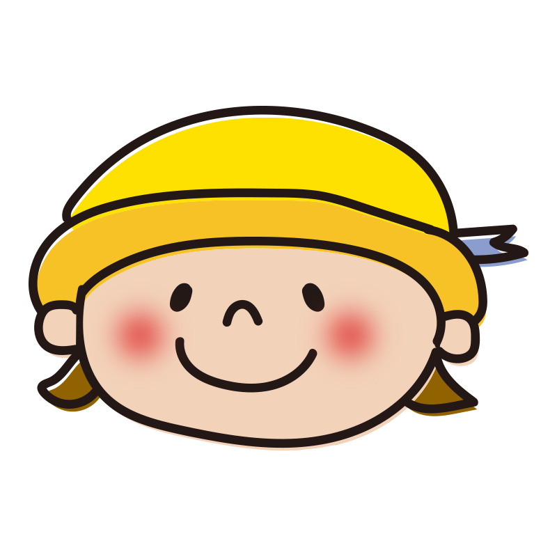 園児(女の子)