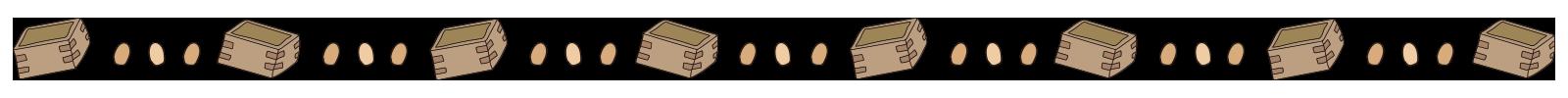 豆と升のライン