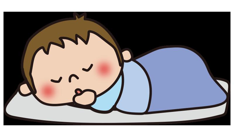 お昼寝(男の子)