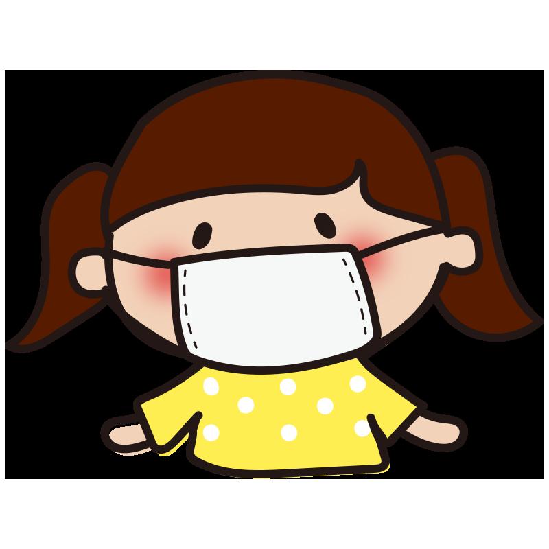 マスク(女の子)