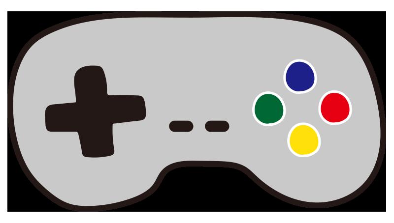 ゲームのコントローラー1