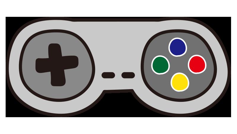 ゲームのコントローラー2