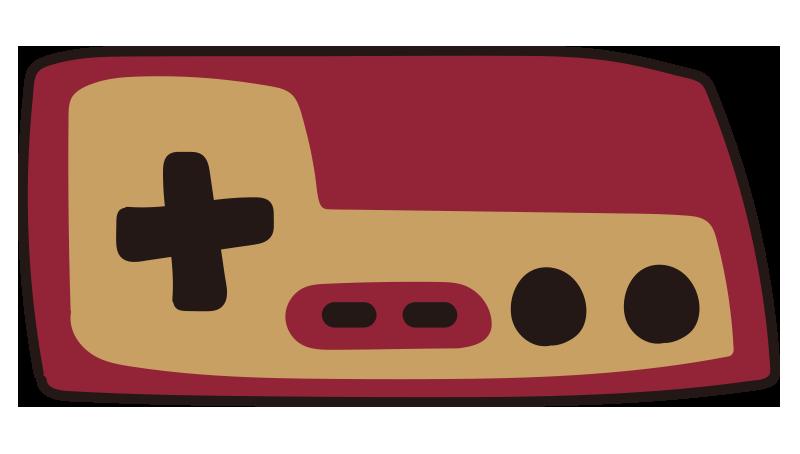 ゲームのコントローラー3