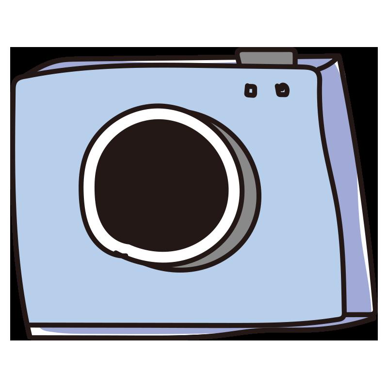 カメラ(青)