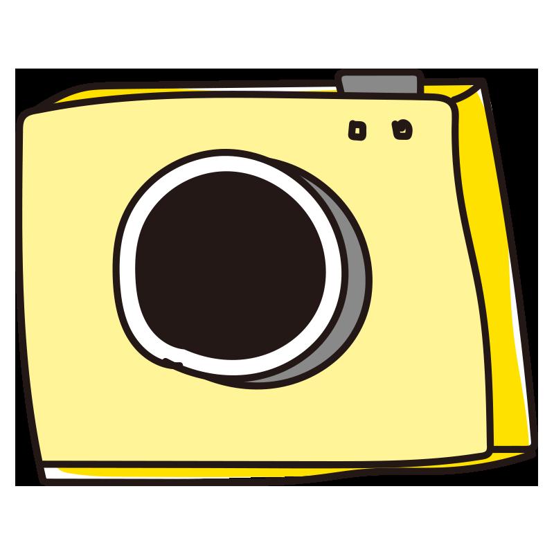 カメラ(黄色)
