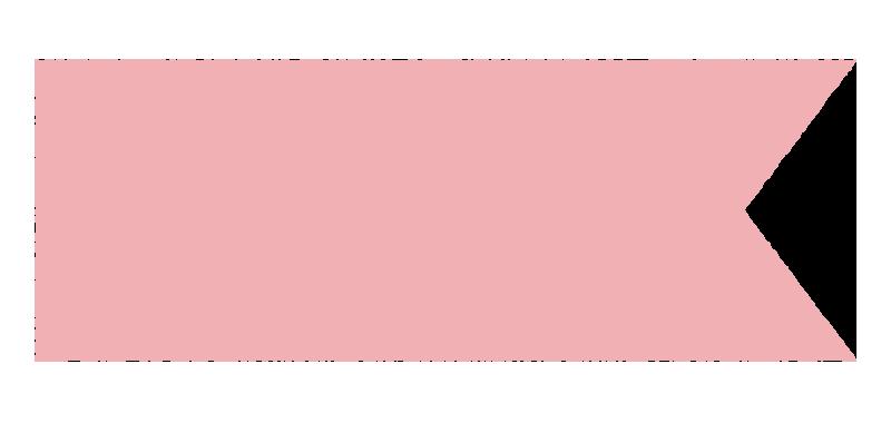 ピンクのリボン1