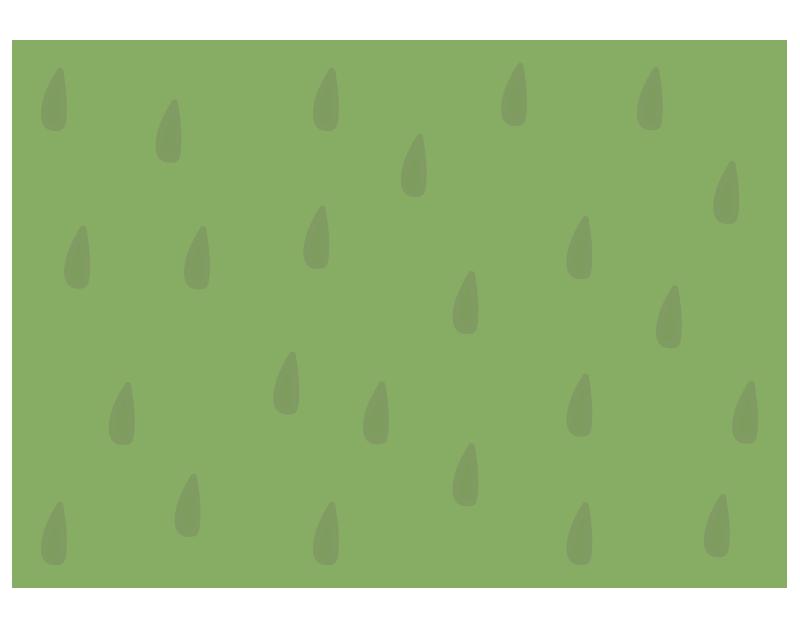キウイ柄の背景