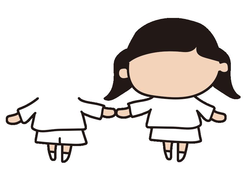 男の子と女の子2