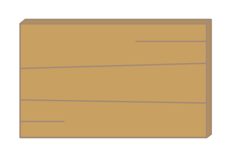 小さい木の看板