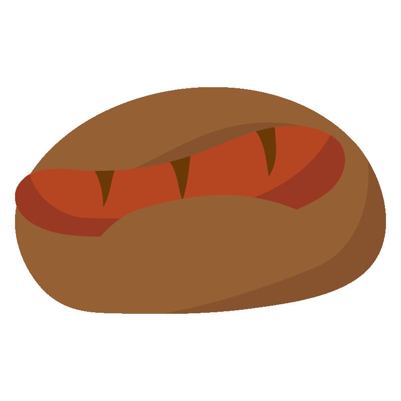 ソーセージパン2