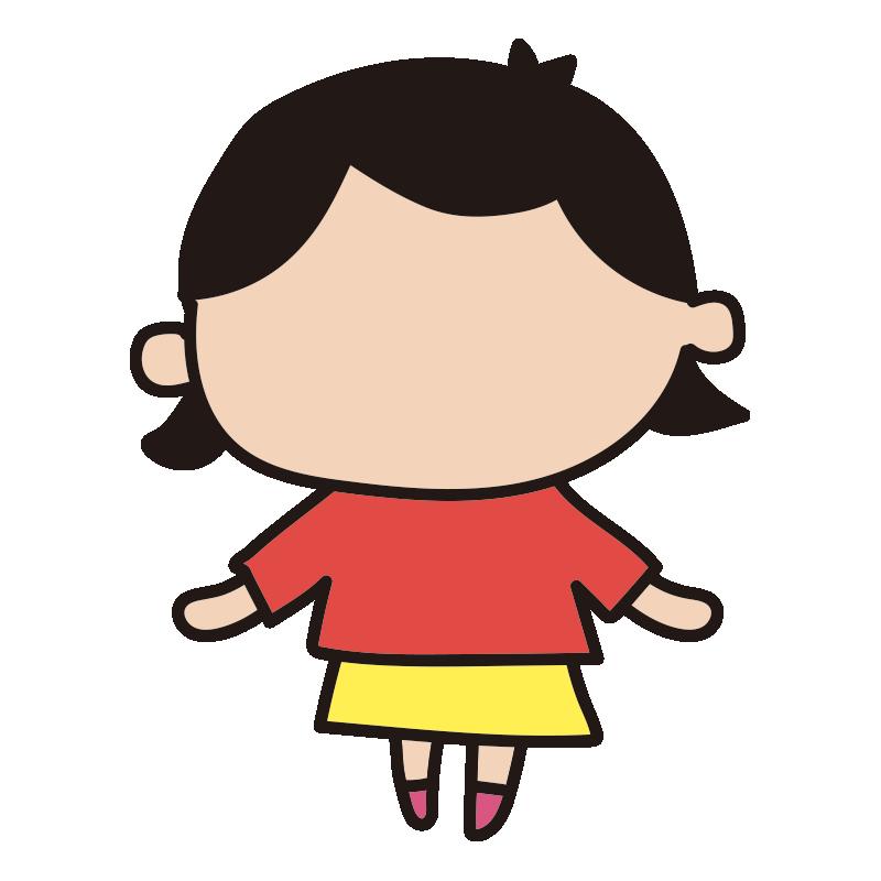 好きな表情が描ける女の子8