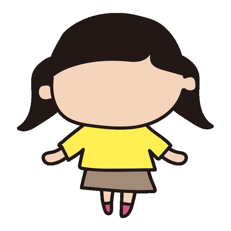 好きな表情が描ける女の子9