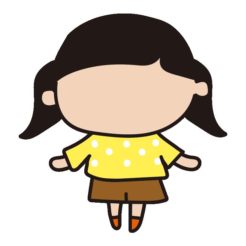 好きな表情が描ける女の子2