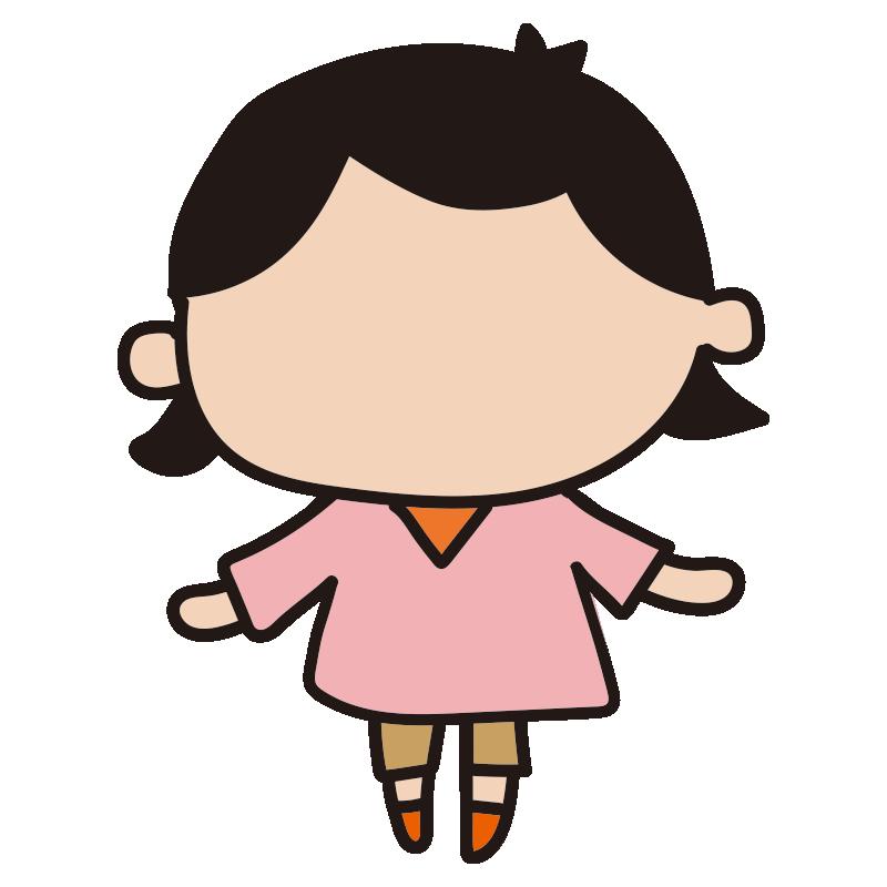 好きな表情が描ける女の子1