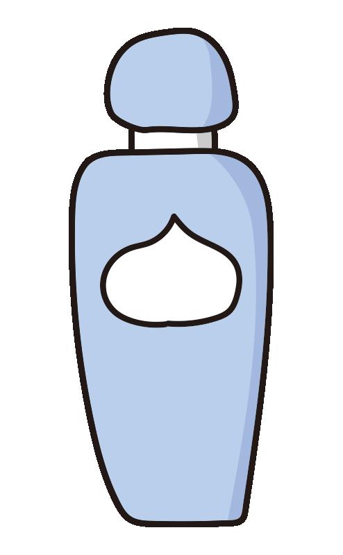 ボディクリーム(青)