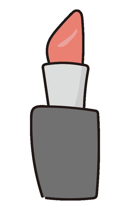 口紅(淡いピンク)